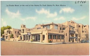 La_Fonda_Hotel,_at_the_end_of_the_Santa_Fe_trail,_Santa_Fe,_New_Mexico