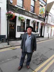 Leon-Schlamm,-Dies-at-67-Thomas-Becket-Pub