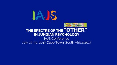 """The Spectre of the """"Other"""" in Jungian Psychology REGISTRATION NOW OPEN"""