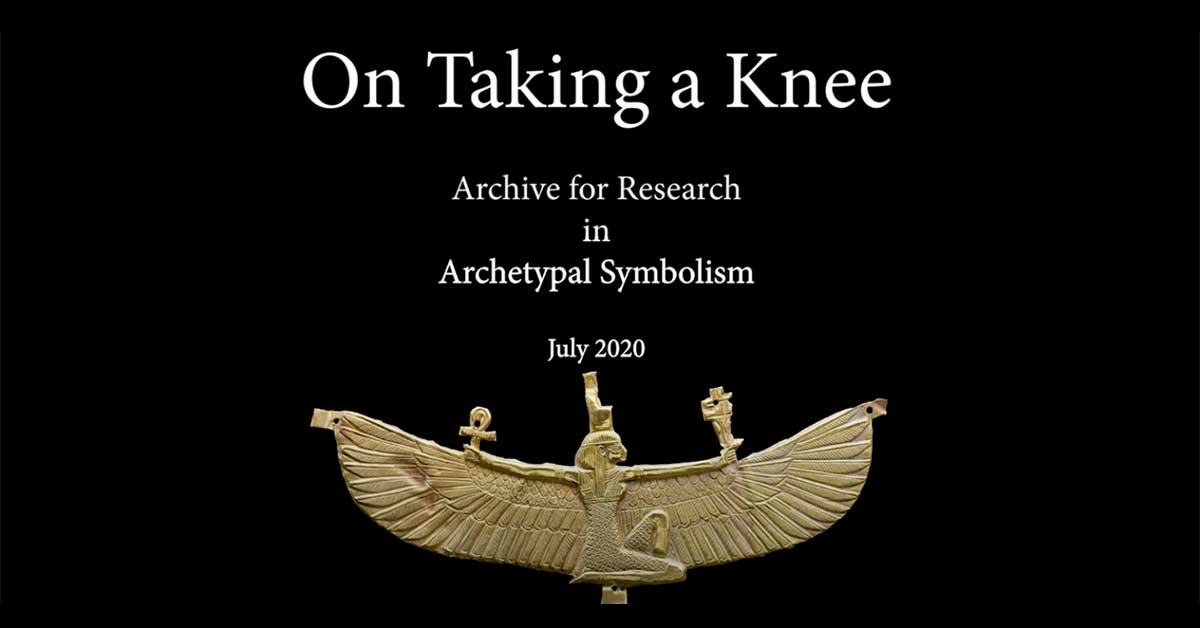 On Taking a Knee: A Special Video on Symbolism from ARAS