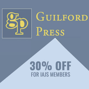 Guilford Press 30% off for IAJS Members
