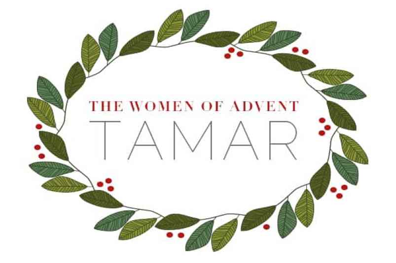 Women-of-Advent_Tamar copyright http://www.goldbugdesign.com/
