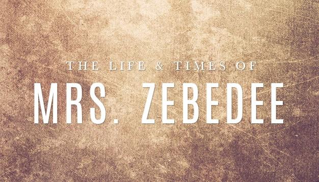 Mrs-Zebedee