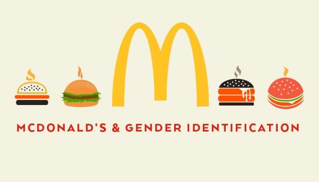 McDonald's-&-Gender-Identification