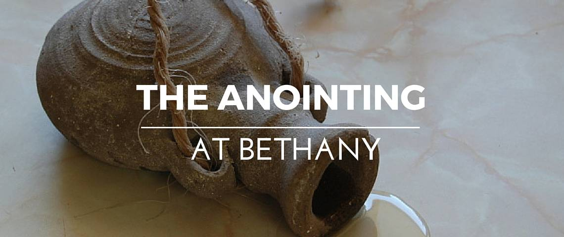 Image result for jesus anointed bethany