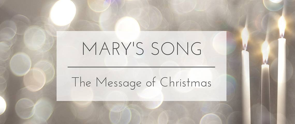Mary's Song Christmas