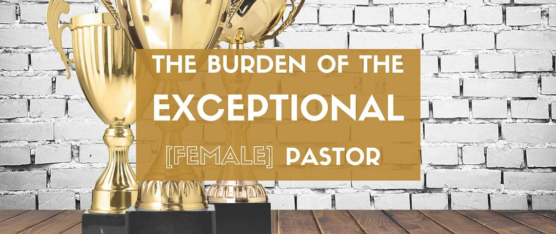 exceptional female pastor