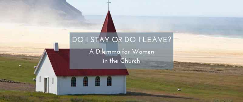 Churches need to shepherd women leaders as well as men