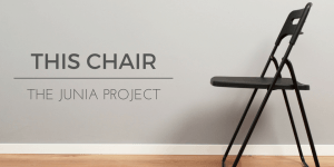 This Chair: One Woman's Journey to Seminary
