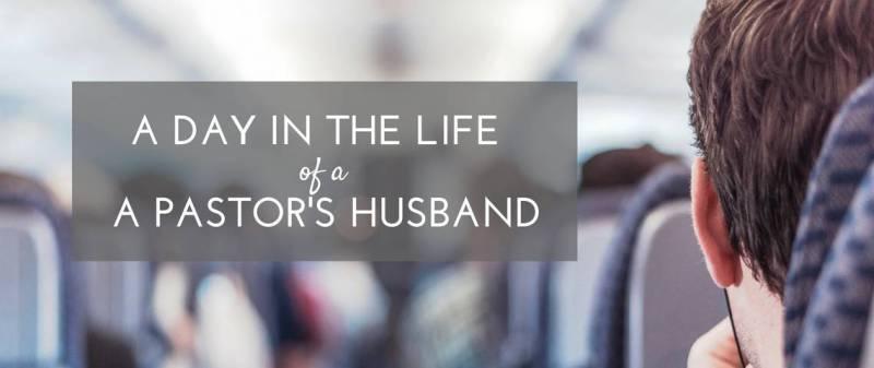 female pastor husband