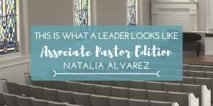 This is What a Leader Looks Like: Natalia Alvarez