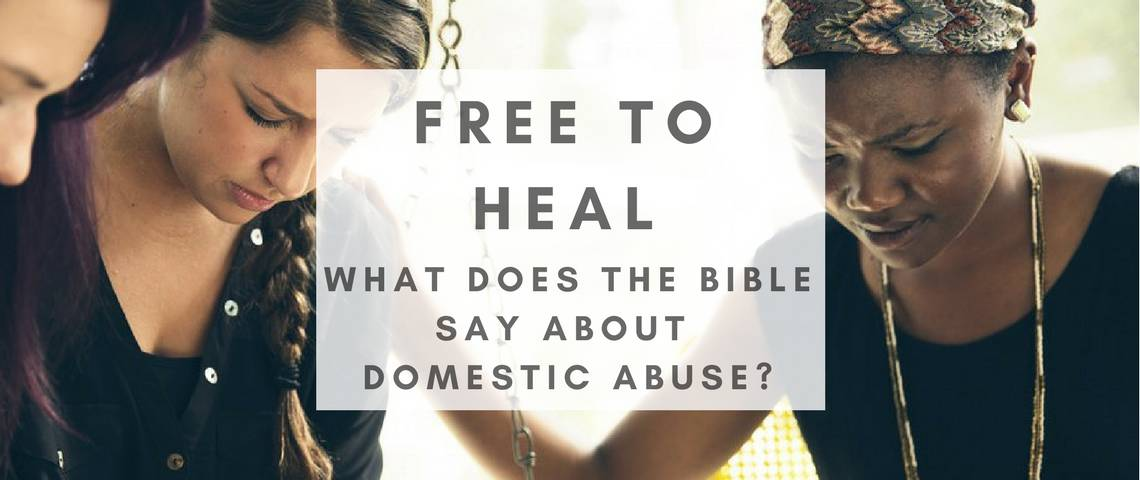 What Does the Bible Say About Domestic Abuse? - The Junia