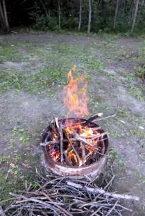 Na, brennt doch ordentlich!