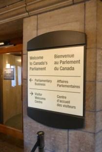 Willkommen im Parlament