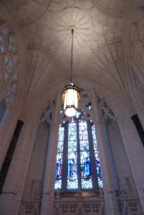 In der Memorial Hall