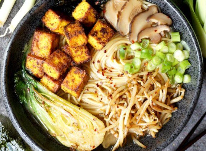 Best Tofu Ramen