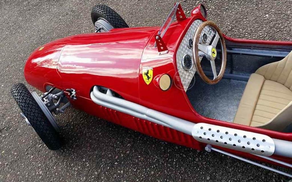 Ferrari model 500 F2 Ascari 1953