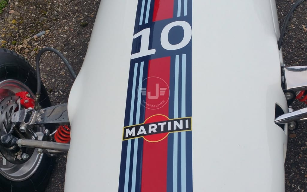 Lotus F1 type 49 Martini
