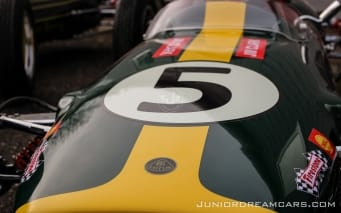 Lotus F1, Jim Clark Type 49