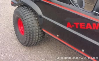 Junior Dream Truck A-team