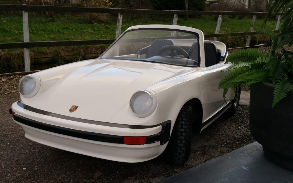 Porsche 911 Agostini '86