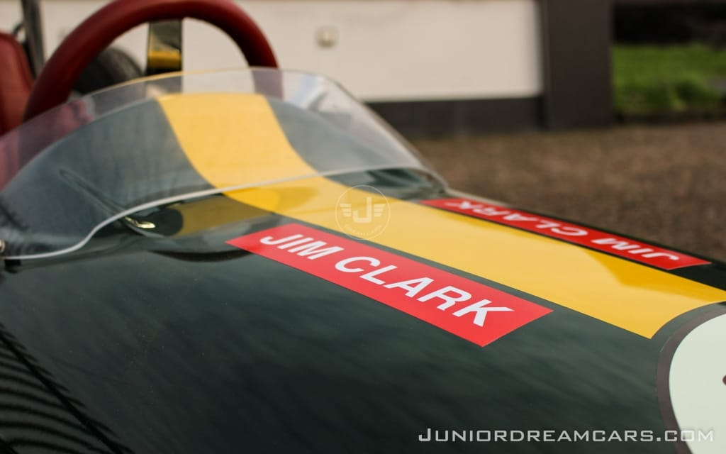 Lotus F1 type 49 Jim Clark