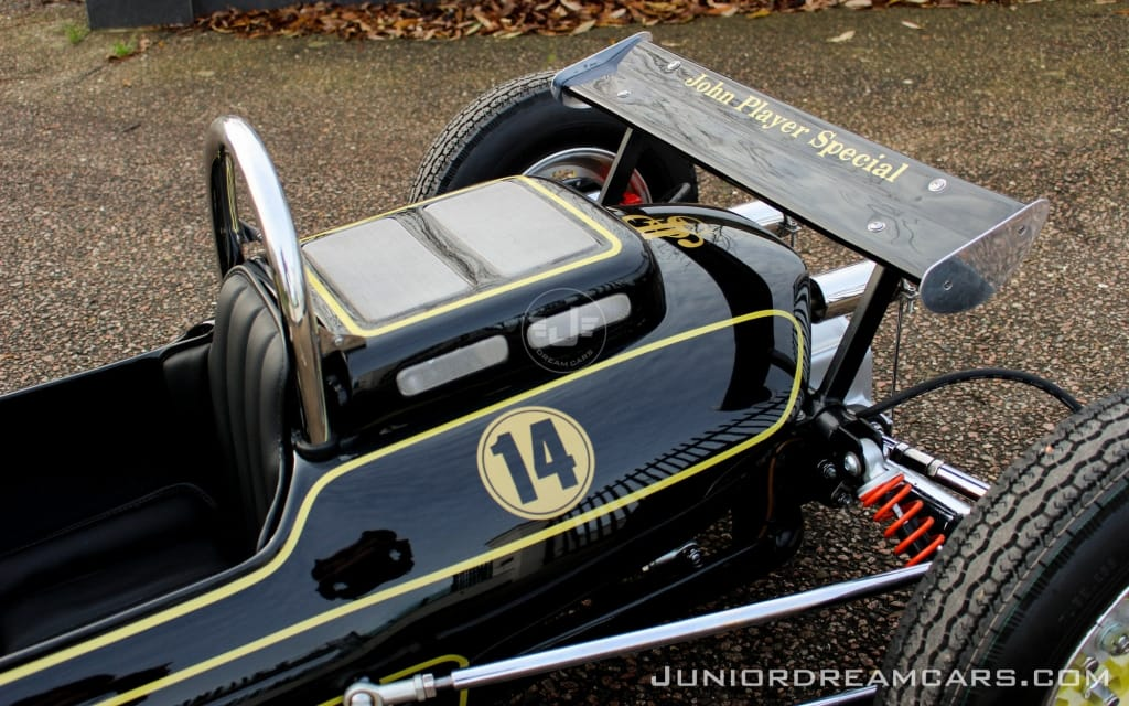 Lotus F1 type 49 Jim Players