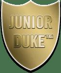 Gold Junior Duke Award Badge