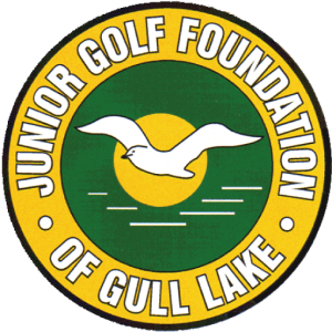 Junior Golf Foundation of Gull Lake Logo