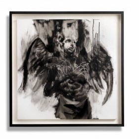 antony-micalef-study-of-icarus-90-x-90-cm-oil-on-linen