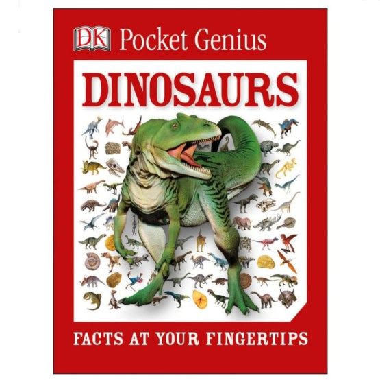 Pocket Genius Dinosaurs – Facts at your Fingertips