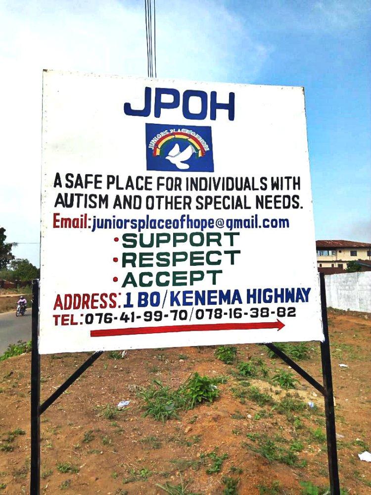 JPOH Sign