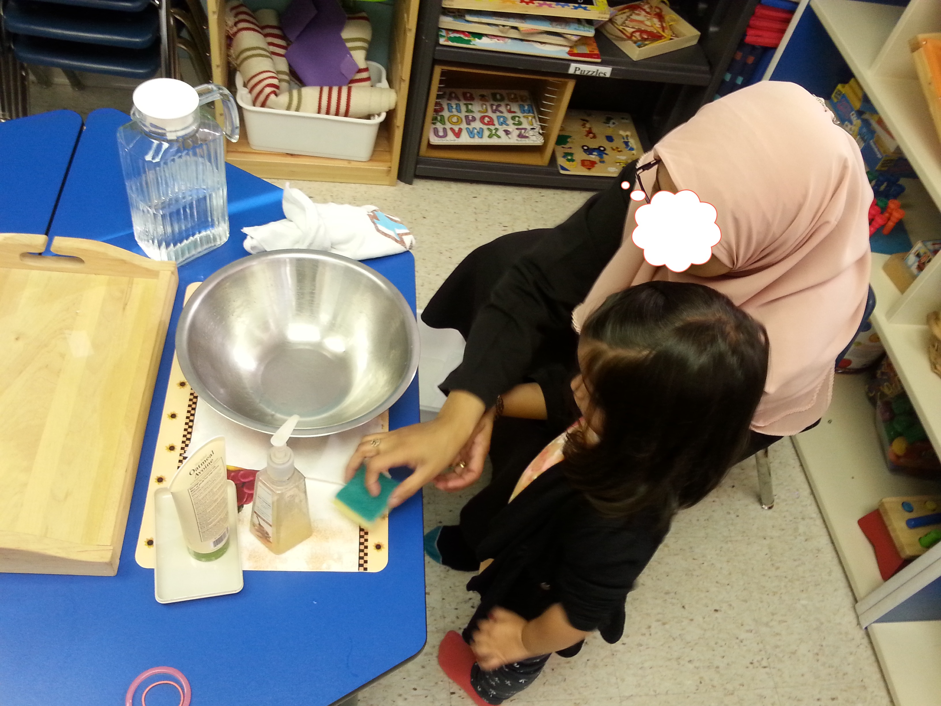 Hand Washing Activity Amp Other Montessori Activities