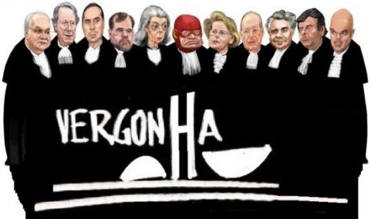 STF o supremo refúgio dos corruptos? | Leia a notícia