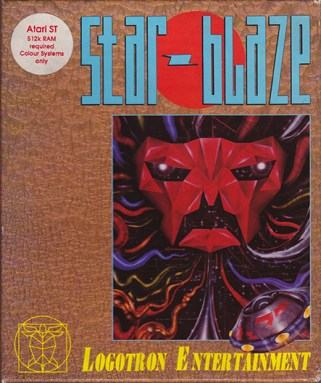 Starblaze Game Design Artwork by Junior Tomlin