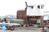 Skeppssvetsarverkstad