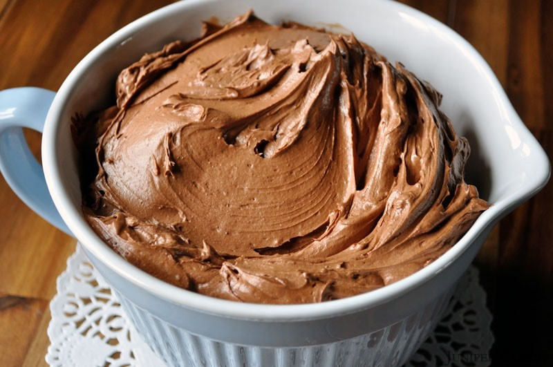 Perfect Chocolate Buttercream