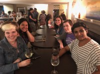 Juniper Summer Writing Institute participants