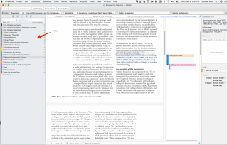 Article coding in Atlas.ti.