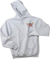 Sweatshirt - Gray - Crest ($40)
