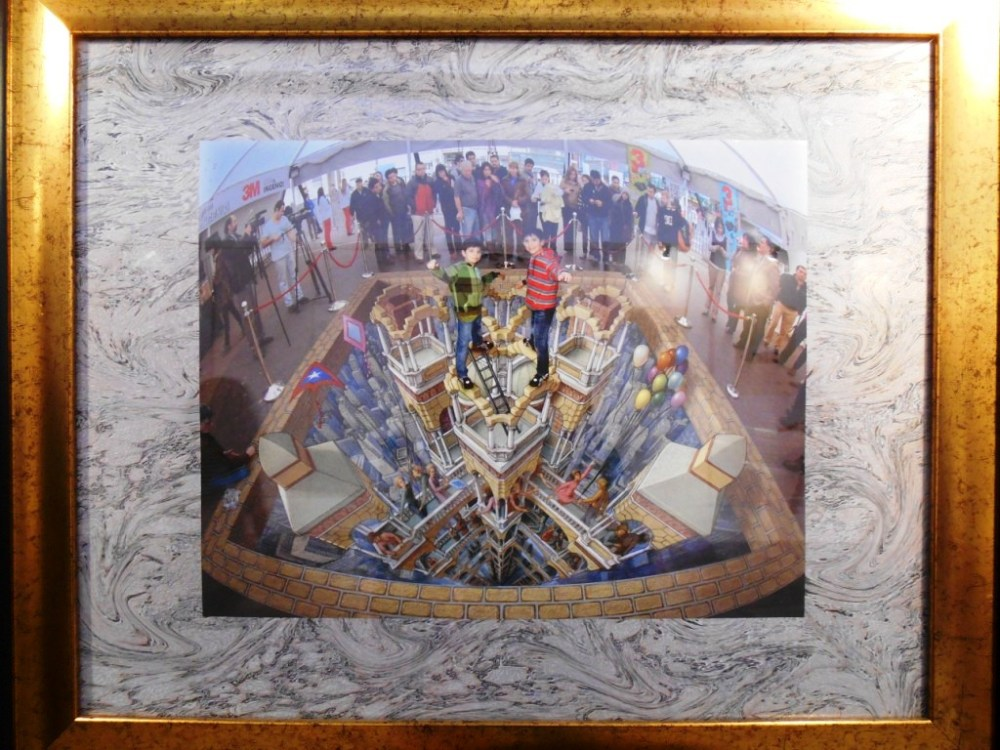Pameran Seni Artphoria: Lukisan 3D Bergaya Eropa Klasik (Renaissance) #Part 2 (6/6)