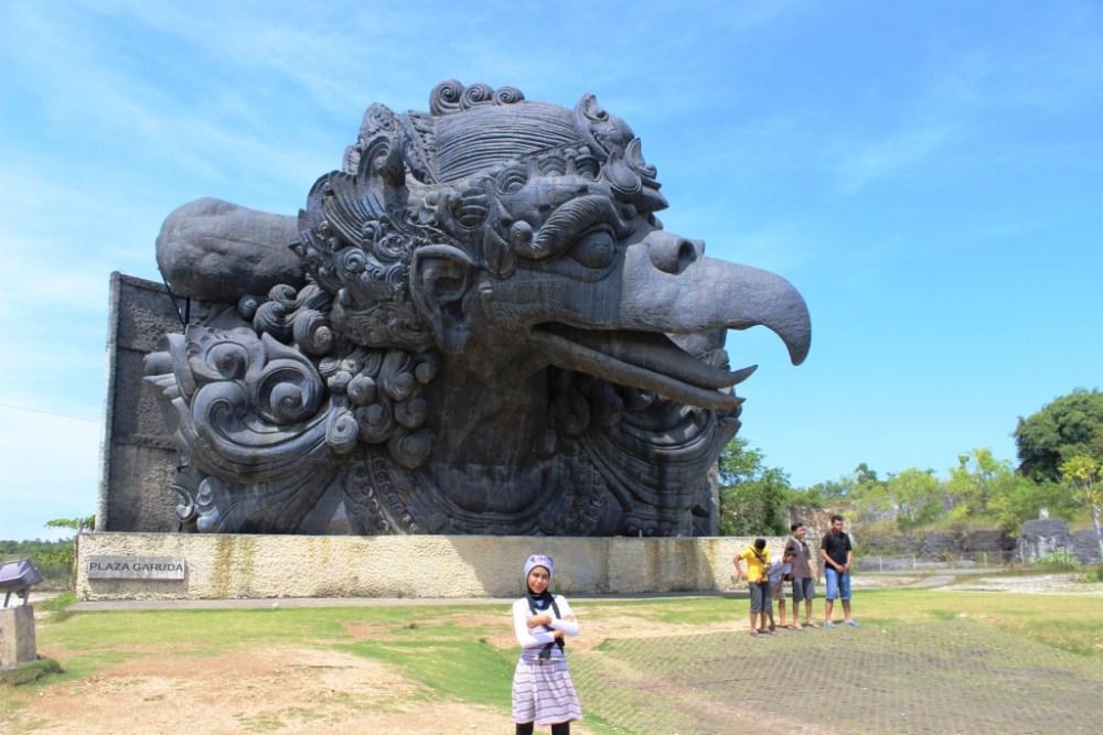 Bali Trip (Part II): Mengulik Taman Budaya Garuda Wisnu Kencana (GWK Cultural Park) Bali (2/6)