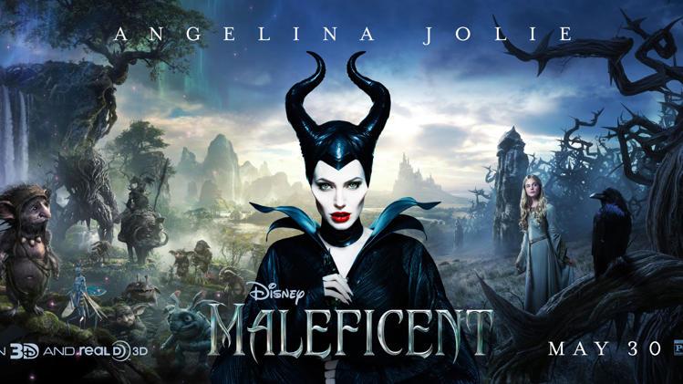 Film Maleficent: Peri yang Berubah Menjadi Sosok Penyihir (1/6)
