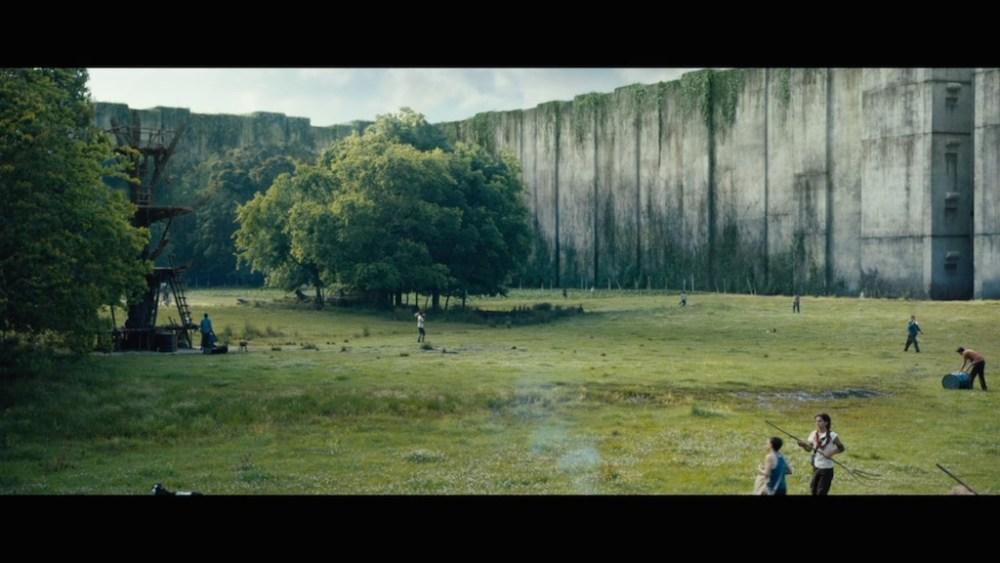 Film The Maze Runner (2014): Labirin Raksasa yang Menyesatkan (2/6)
