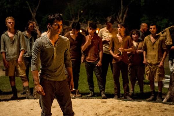 Film The Maze Runner (2014): Labirin Raksasa yang Menyesatkan (4/6)
