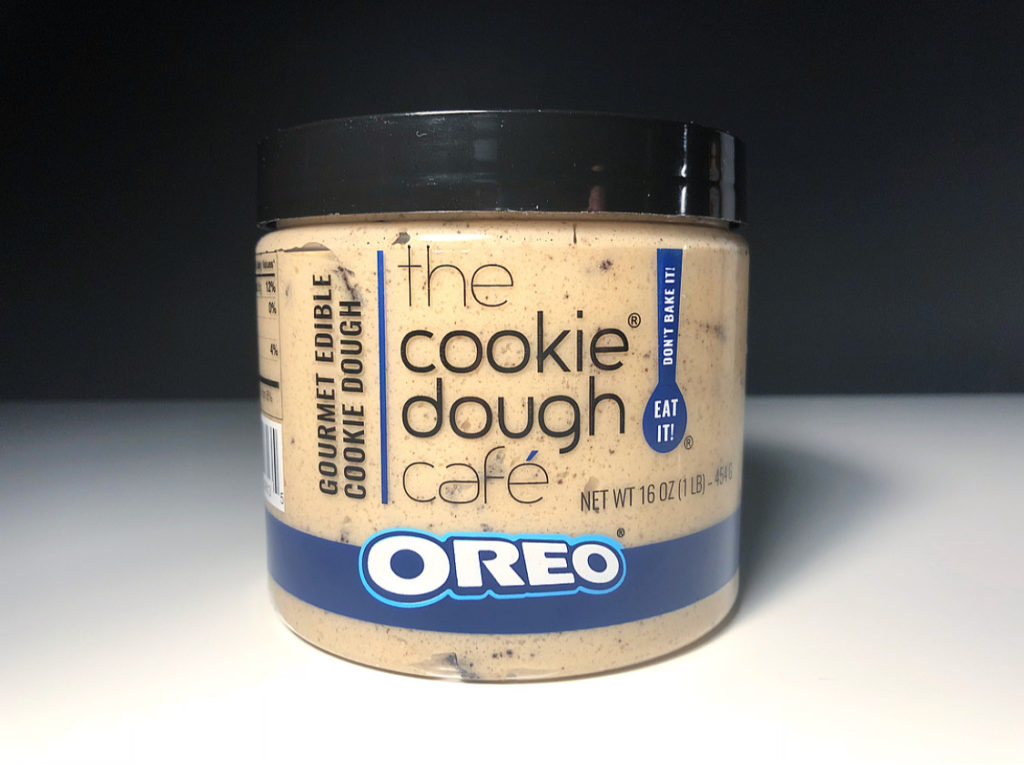 Cookie Dough Cafe Cookies And Cream Review