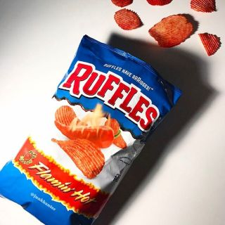 Flamin' Hot Ruffles