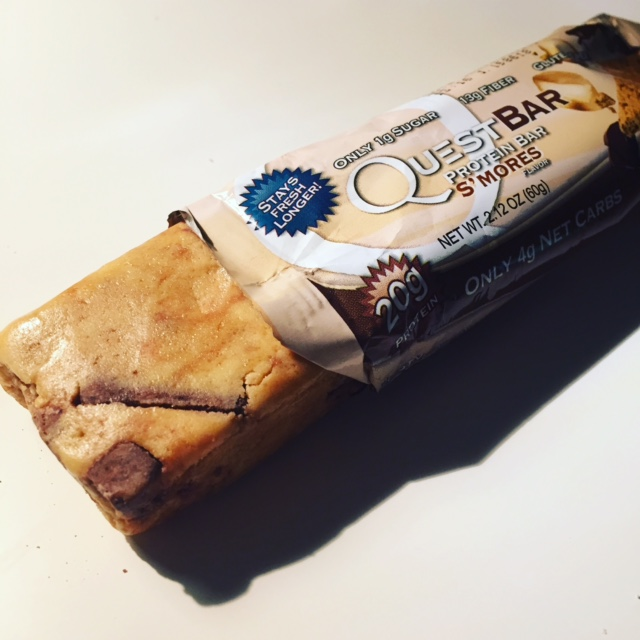 REVIEW: Quest Bars (Updated With Chocolate Glazed Doughnut