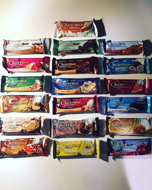 REVIEW: Quest Bars (Every Quest Bar Ever Made)