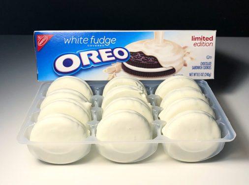 Nabisco White Fudge Oreos